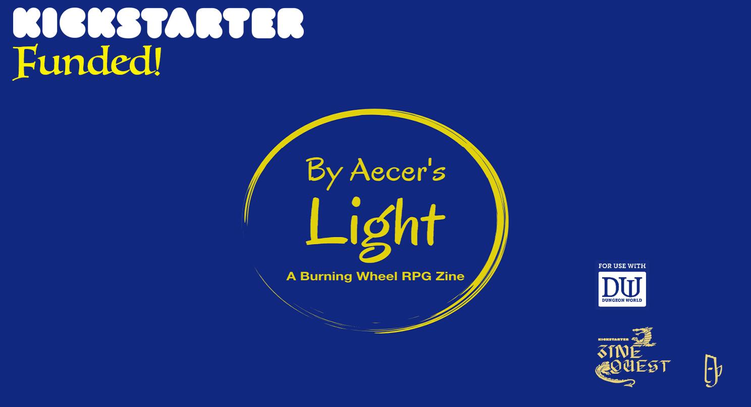 By Acer's Light - the Kickstarter