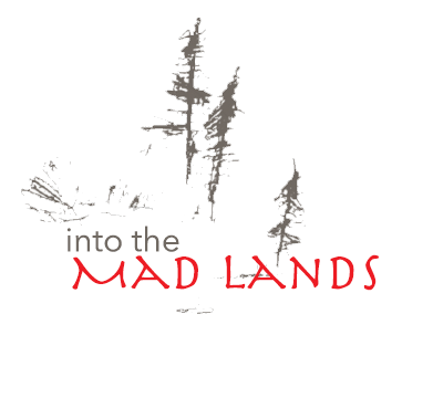Prepping in to The Mad Lands: The Map